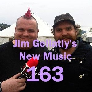 Jim Gellatly's New Music episode 163