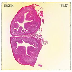 MUSIC MEDS APRIL 2014 MIX