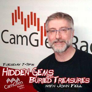 Hidden Gems & Buried Treasures w/ John Fell: 6 June 2017