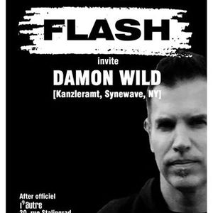DAMON WILD DJ SET @ FLASH Party 21.04.2017 Cri De La Mouette TOULOUSE FR