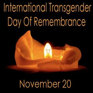 GTalk Show Playback - Sara Phillips - Transgender day of Remembrance. 12th Nov 2013