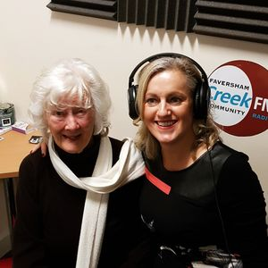 Faversham Natters with Sally Parry - 29th January 2018