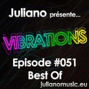 Juliano présente Vibrations #051