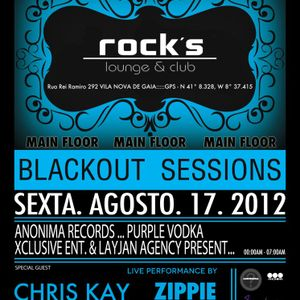 blackout sessions at rocks