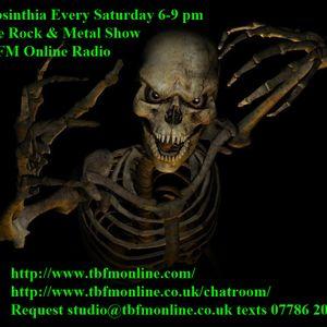 Absinthia's Rock & Metal Show 03 01 2015 6-9pm