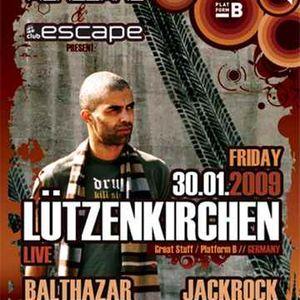 Lutzenkirchen - Live @ Escape, Sofia 30.01.2009