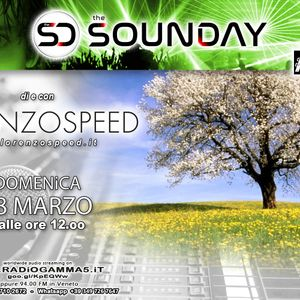 LORENZOSPEED* presents THE SOUNDAY Radio Show Domenica 28 Marzo 2021 extended podcast edition audios