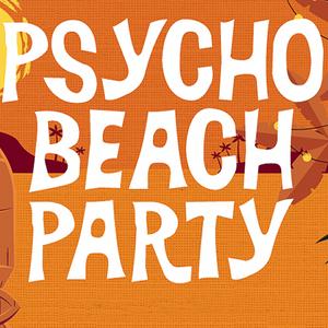 RC#34 - Psycho Beach Party (Pau Ohms boring day mix)