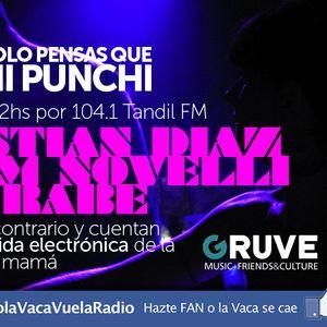 #03 Gruve en Tandil - Un mix de musica electrónica - 14·06·12