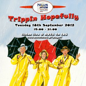 Trippin Hopefully on NOVA fm 106 - 18 September 2012
