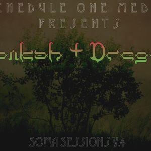"""Fonkah & Dregen """"Soma Sessions_vol.4"""" [mix]"""