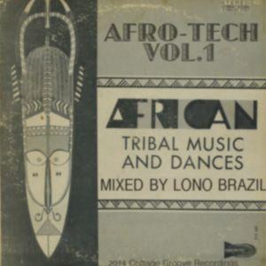 AFRO-TECH Vol.1.0