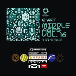 DJ Q^ART - Middle Ages ('97 Style) Vol. 16