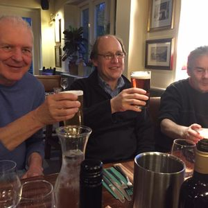 Sunday Supplement December Show - with Tim, Barry & Steve the Producer