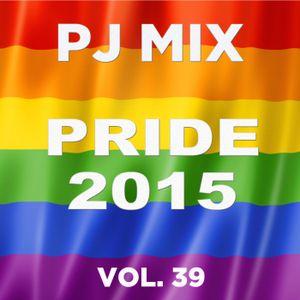 PJ MIX - PRIDE 2015  (v38) (updated)