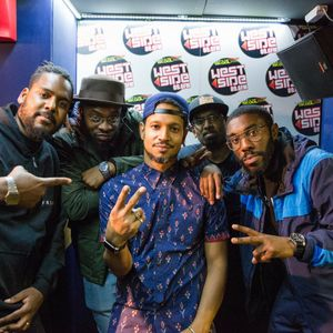Westside Radio FRSHRZ Interview + Freestyle