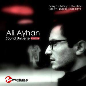 Sound Universe Radio Show w/ Ali Ayhan 005 @Westradio.gr