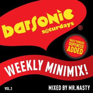 Barsonic Minimix by Mr.Nasty Vol.3