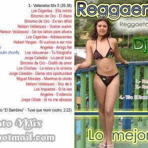 Reggaeton Mix 06 (2006) (parte 1 de 2)
