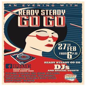 An Evening With Ready Steady Go Go (Rosco Smith) 27th Feb 2021