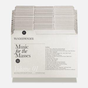WanderWonder – Music For The Masses Vol.01