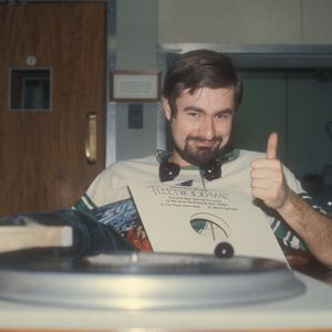 Paul Gambaccini On Desert Island Discs