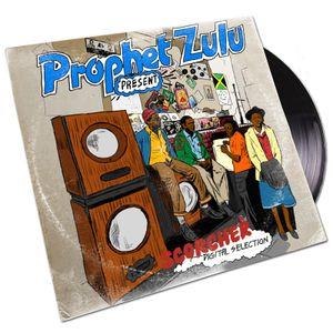 SCORCHER - Digital Reggae Selection by prophet zulu (2014)