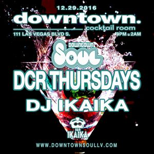 Ikaika Live at DCR Thursdays Las Vegas 12.29.16 [Opening Set Pt 2]
