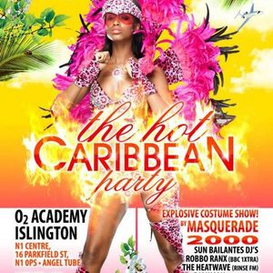 QT 2hype's Hot Caribbean Party Mix