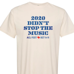 David Byrne Presents: The Music Didn't Stop