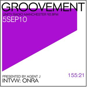 Groovement // 5SEP10 inc ONRA interview