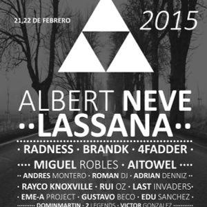 Adrian Denniz - Steady Rave 001 - Especial Acebrado Festival 'Formula Joven FM'