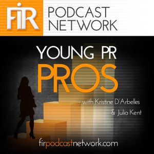 Young PR Pros introduces episode 116: Concrete Steps to Help Learn from your Mistakes