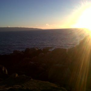 Ale Castro - El Mar Y Yo Part 3/3 ( live @ marina beach - reñaca / chile )