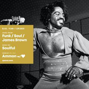 SIS 50 - James Brown (funk / soul / jazz / all-vinyl)