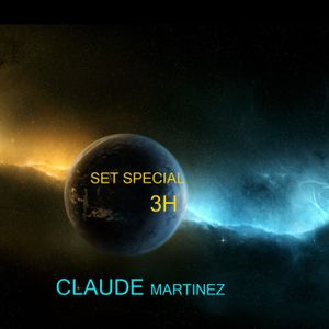 special set 3H by CLAUDE MARTINEZ (LIGNUM TECHNO CLUB)