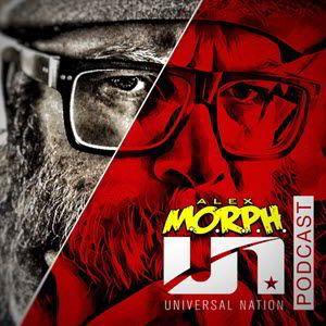 Alex M.O.R.P.H. - Universal Nation 181 (2018-09-17)