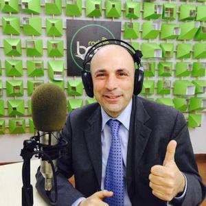 Mario Pannullo torna ospite di Radio Base