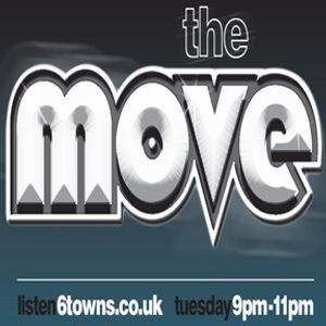 The Move 14/06/11 On 6 Towns radio