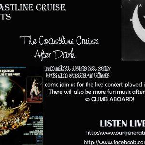 The Coastline Cruise: June 25th, 2012