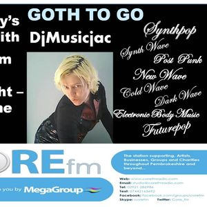 Core FM - Goth To Go mix