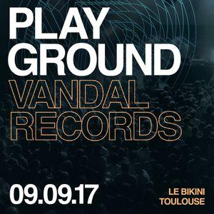 ARKAIK // PLAYGROUND  Promo Mix