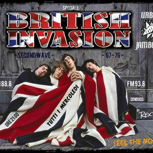 "Urban Jamboree  01/03/017 speciale ""British Invasion"" -second wave- 67/76"