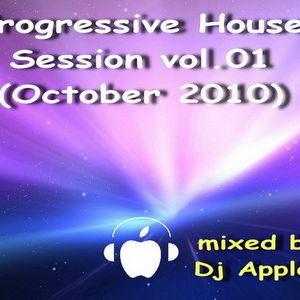 Progressive House Session vol.01 (Octubre-October 2010)
