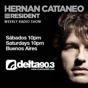 Resident Hernan Cattaneo (10/9/2011)