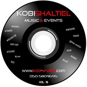 DJ Kobi Shaltiel - Hits Mix (VOL 15)