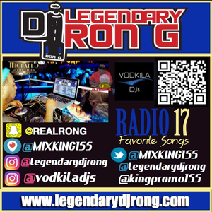 DJ RON G RADIO REPLAY 17 - BLENDS & YOUR FAVORITE SONGS