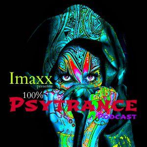 imaxx podcast 100% psytrance