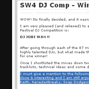 SW4 GetDarker Competition [Finalist Mix]