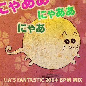 Lia - fantastic 200+ bpm mix